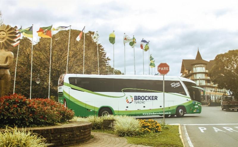 Brocker Turismo - Melhor opção de transporte em Canela, na Serra Gaúcha