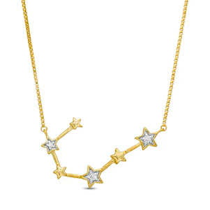 CONSTELLATION NECKLACE DUPE!