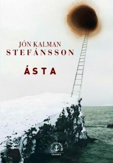 Ásta Jón Kalman Stefánsson #Islande #lecture #roman