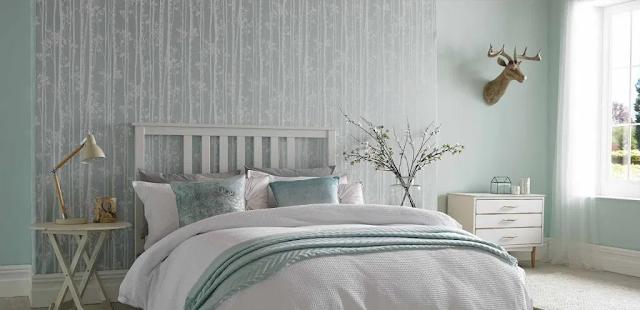 phòng ngủ Hàn đơn giản mà tinh tế