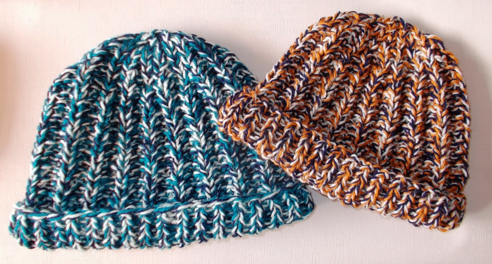 Marianna\'s Lazy Daisy Days: Warm Tweedy Adult Hats