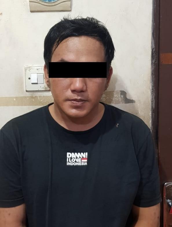 Satresnarkoba Polresta Palangka Raya Kembali Meringkus Terduga Pengedar Sabu