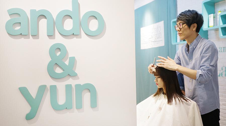 Sasyachi Beauty Diary K 5 HAIR CLINIC amp CUTTING