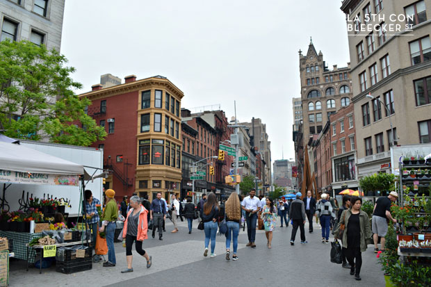 Barrios de Manhattan gramercy park