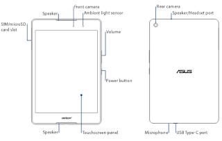 ASUS ZenPad Z8 (ZT581KL) Manual PDF (English)