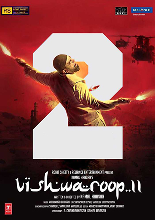 Vishwaroopam 2 2018 Hindi Dubbed Movie Download HDRip 720p ESub UNCUT