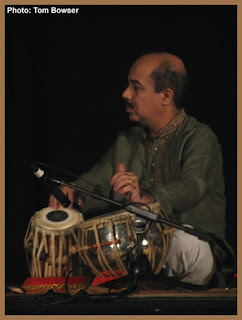 Subhasis Mukherjee - Tabla - Ragamala - Chicago World Music Festival