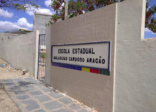 Escola de Santa Cruz é saqueada após cinco arrombamentos só no período da pandemia