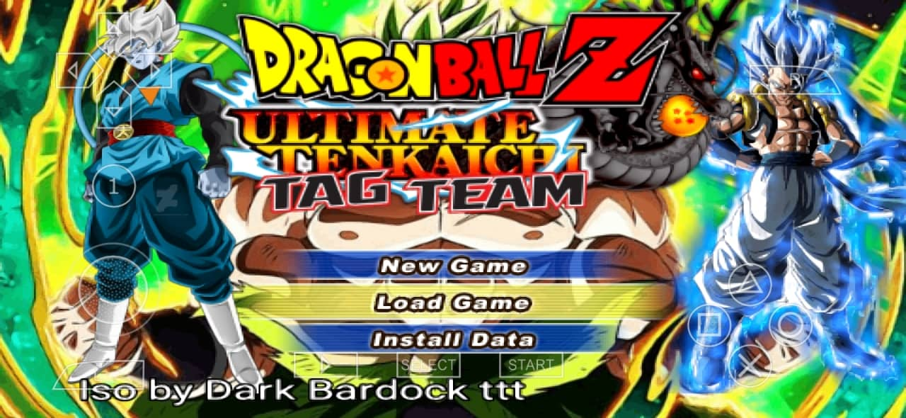 Dragon Ball Z Ultimate Tenkaichi PSP