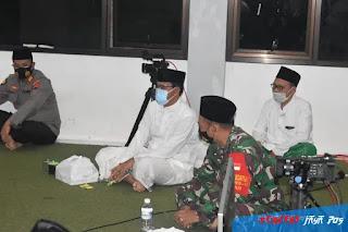 Dandim 0716/Demak Hadiri Istighosah Bersama Wagub Jateng di Ponpes Girikusumo