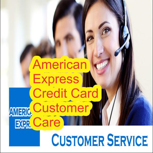 American Express Credit Card Customer Care