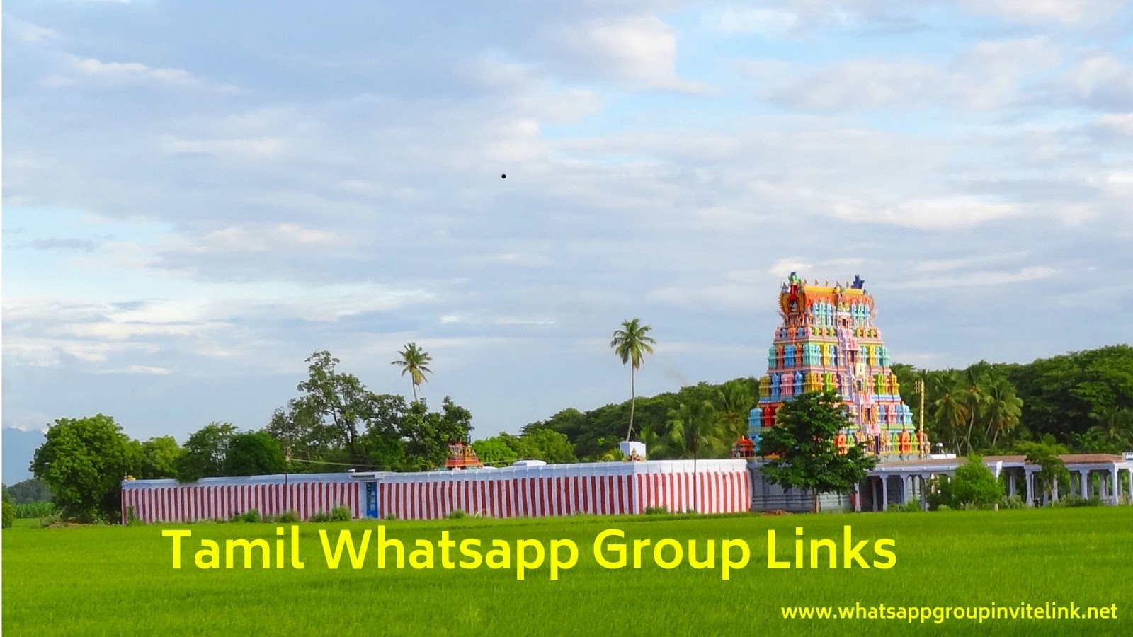 Whatsapp Group Invite Links: Tamil Whatsapp Group Links