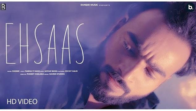 Ehsaas Lyrics - Runbir