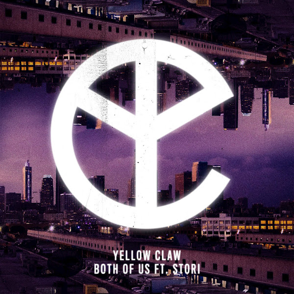 Yellow Claw - Both of Us - Single (feat. Stor-I) - Single Cover