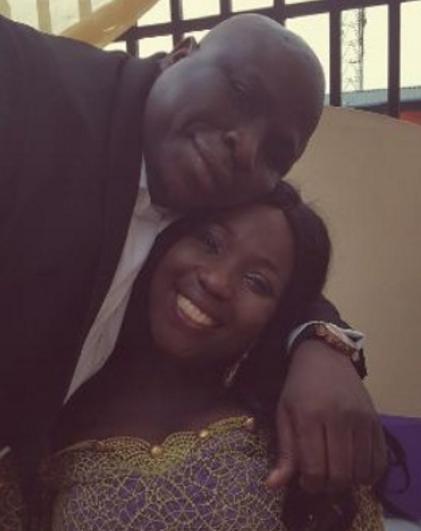 Lepacious Bose and Gbenga Adeyinka