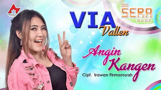 Lirik Lagu Angin Kangen (Dan Artinya Lengkap) - Via Vallen