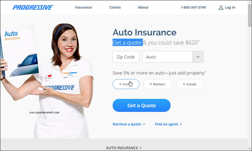 Progressive Car Insurance Quote | Top Companies Providing Cheap Auto Insurance Quotes Science And