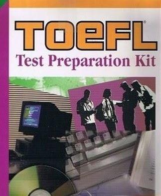 TOEFL Test Preparation Kit - Educational Testing Service