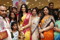 Actress Adah Sharma Launches Saree Niketan Showroom  0021.jpg