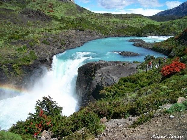 Parco Nazionale Torres del Paine, Salto Grande