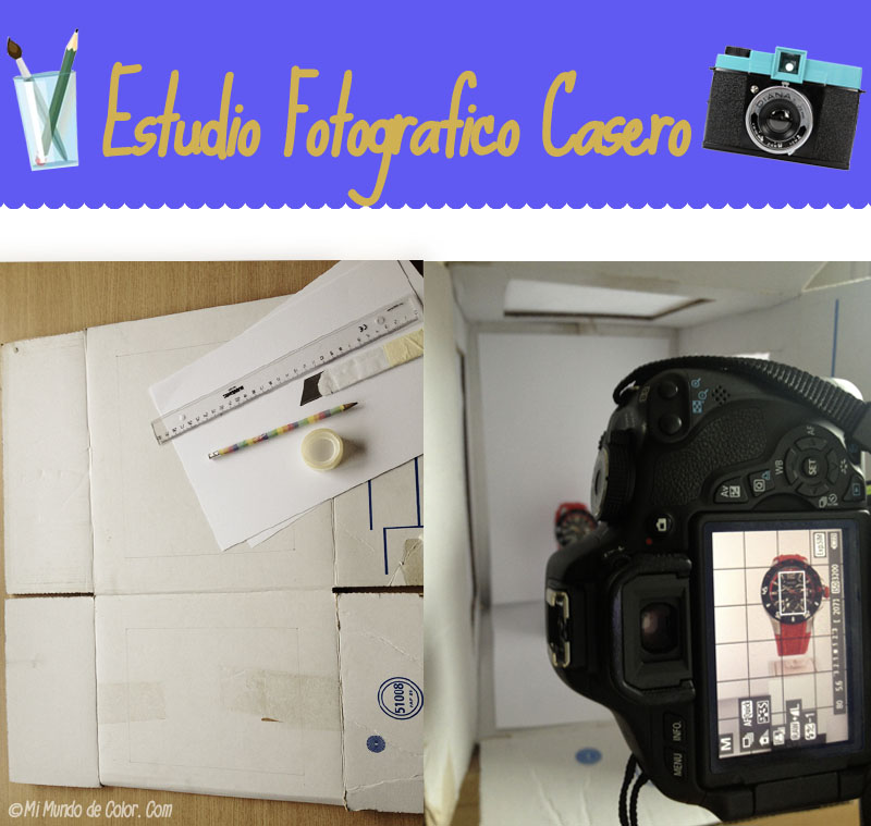 diy photographic home