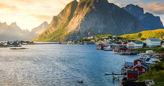Di negara Norwegia,  Agama Islam Terbesar Kedua