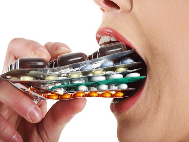 Không nên uống thuốc bổ gan liên tục