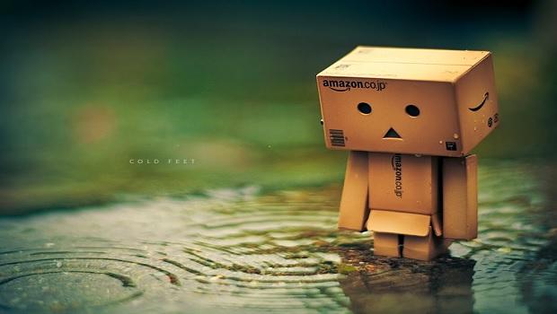 danbo galau sedih
