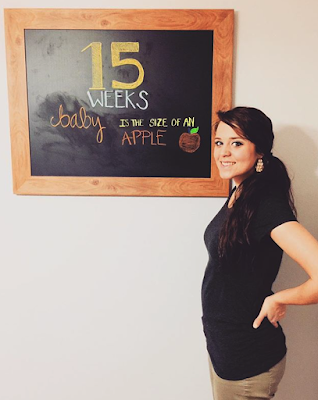 Jinger Duggar 15 weeks pregnant