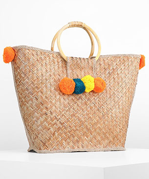 bolso shopping playa Glamorous Zalando