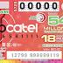 Cayó el No. 43024 en el Sorteo Mayor No. 3725 (LOCATEL) de la Lotería Nacional / La lista