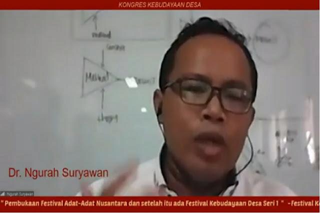 Desa-desa adat di Bali dan Papua mengalami penjajahan bahkan genosida gaya baru melalui program-program pemerintah dan donor luar negeri yang berkedok pemberdayaan. Di Bali dibungkus dengan industri wisata, di Papua lewat banyaknya gelontoran dana.