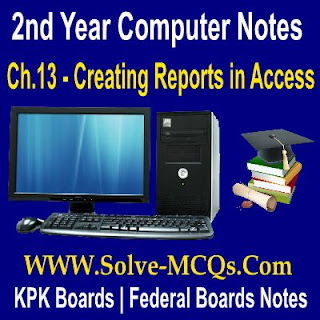 Easy Helpful Notes Download In PDF For 2nd Year Class KPK Federal Boards In PDF