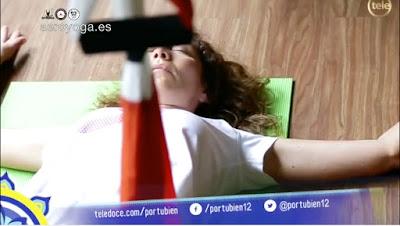 ENTREVISTA TELEVISION RAFAEL MARTINEZ CREADOR METODOS AEROYOGA® Y AEROPILATES®