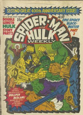Spider-Man and Hulk Weekly #401