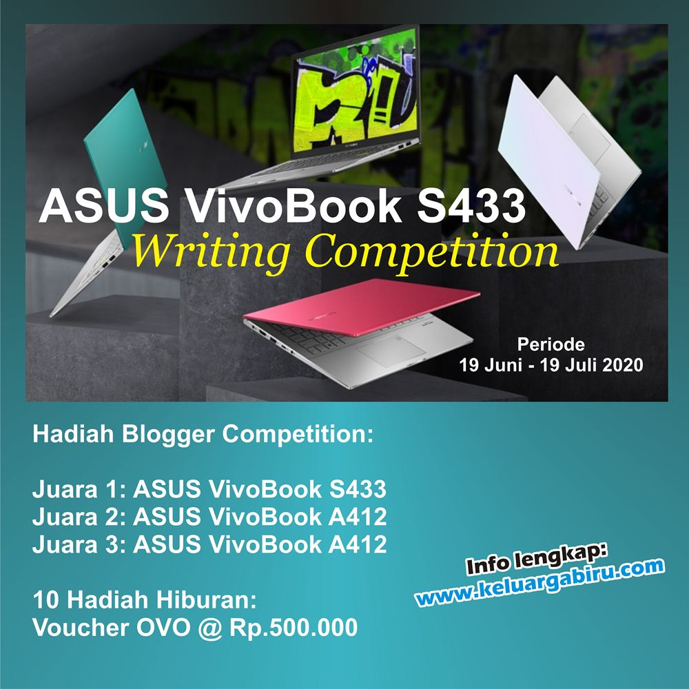 blog competition asus 2020