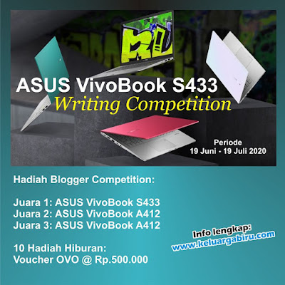 https://www.keluargabiru.com/2020/06/blog-competition-dare-to-be-you-with-vivobook-s14-s433.html