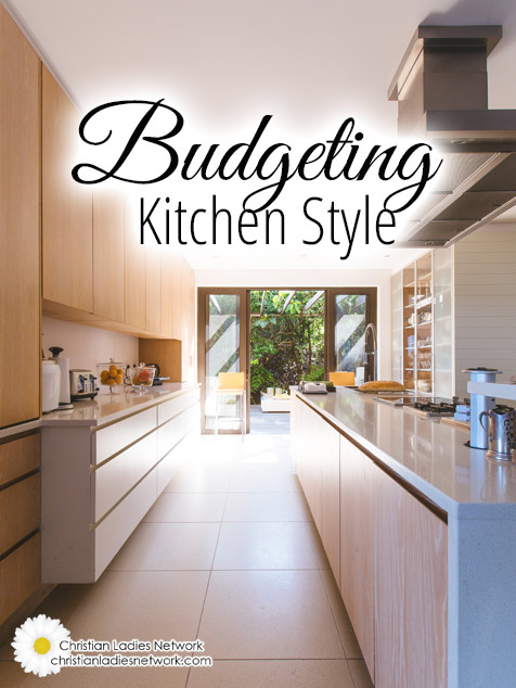 Budgeting Kitchen Style