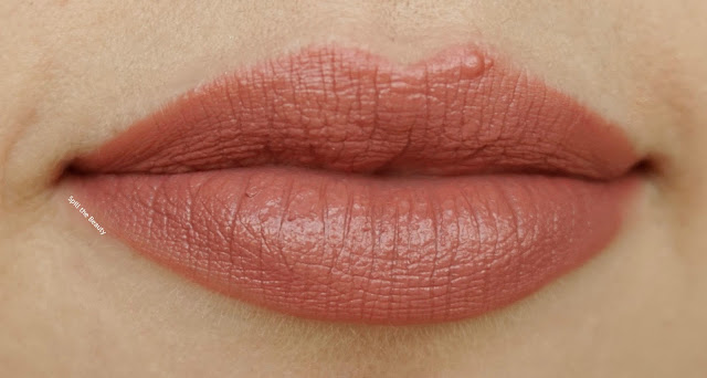 Too Faced Liquified Long Wear Lipstick in 'Melted Chihuahua' - Review and swatches