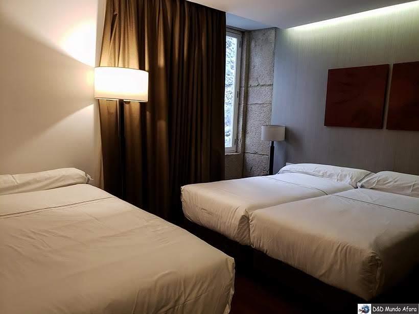 Quarto triplo no Hotel Carris Porto Ribeira: onde ficar no Porto