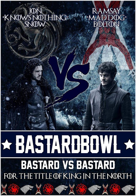Bastard Bowl - Game of Thrones