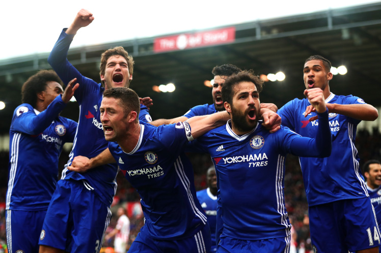 Watch every single Chelsea goal from last season - All 109 goals ...
