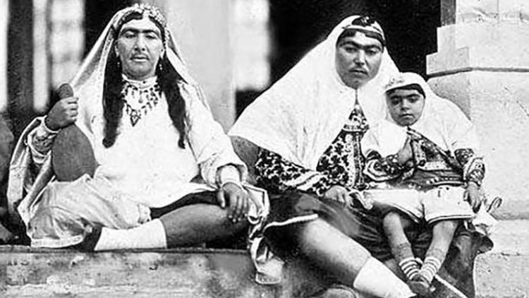 FOTOS: Así eran las bellas mujeres del harén de un sah persa
