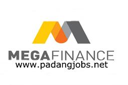 Lowongan Kerja Padang: PT. Mega Finance April 2018