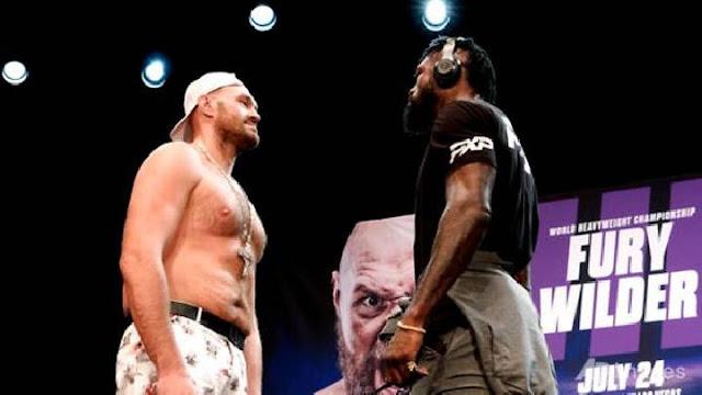 Tyson Fury Tatap Muka Sangar 5 Menit, Sumpah Pukul KO Deontay Wilder.lelemuku.com.jpg