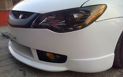Civic Genio Zangar Modif FD1-02 Headlamp