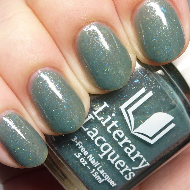 Literary Lacquers Ventomarme