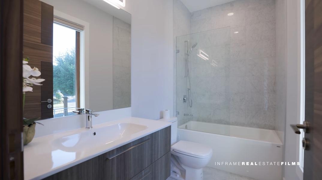 51 Interior Design Photos vs. 790 Baycrest Dr, North Vancouver, BC Luxury Modern Rustic Mansion Tour
