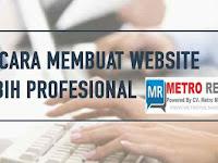 13 Rahasia Membuat Website Profesional