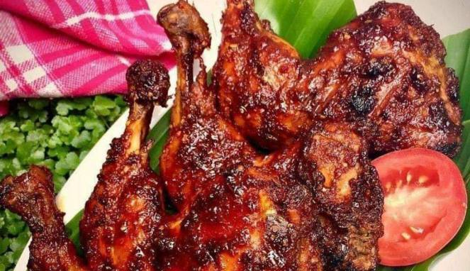Resep Ayam Bakar Pedas Manis Yang Enak dan Lezat